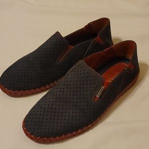 Dyany mens leather shoes size 10